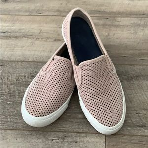 Sperry slip on sneakers/loafers, size 7.5